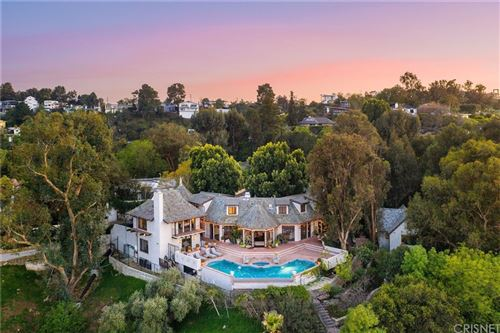 Photo of 2925 Montcalm Avenue, Hollywood Hills, CA 90046 (MLS # SR21065991)
