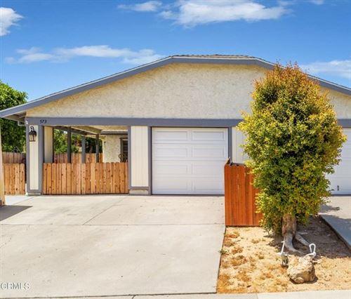 Photo of 573 Hillcrest Drive, Camarillo, CA 93012 (MLS # V1-5991)