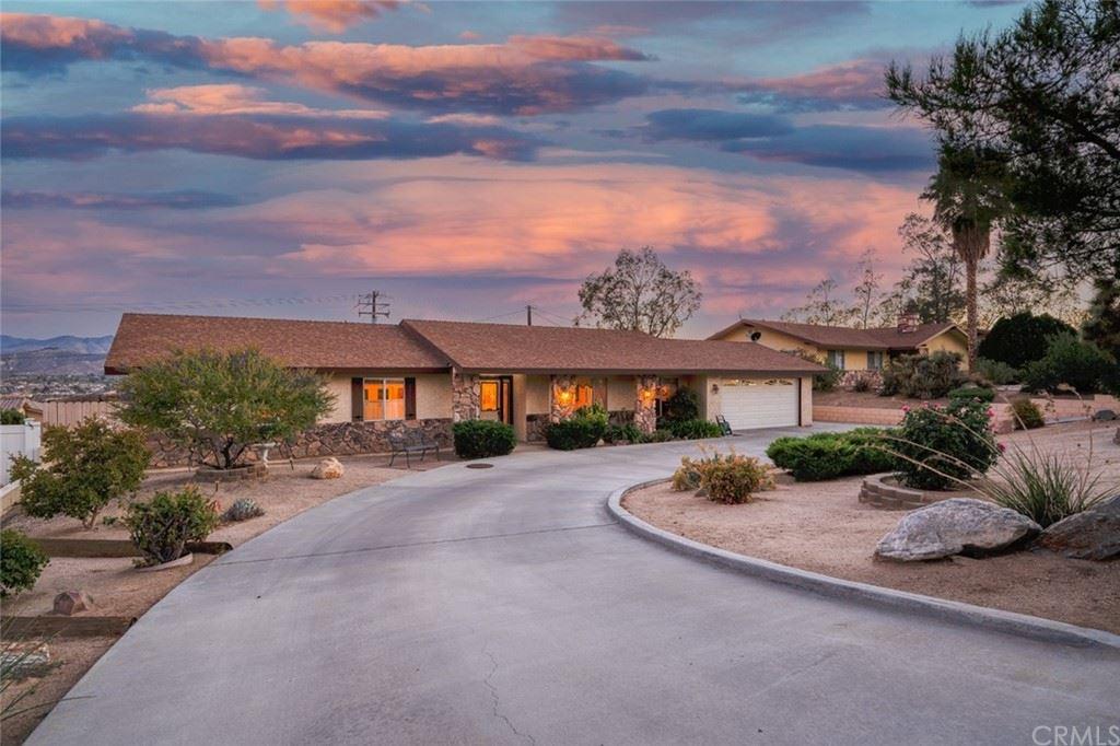 57535 Paxton Road, Yucca Valley, CA 92284 - MLS#: JT21201991