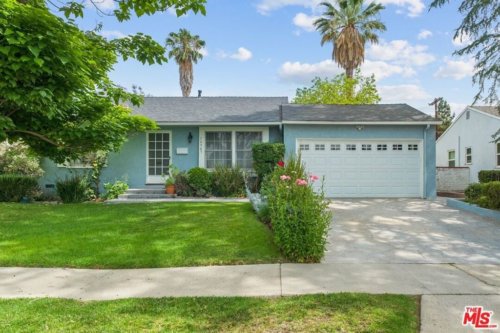 16907 Bassett Street, Van Nuys, CA 91406 - MLS#: 21797992
