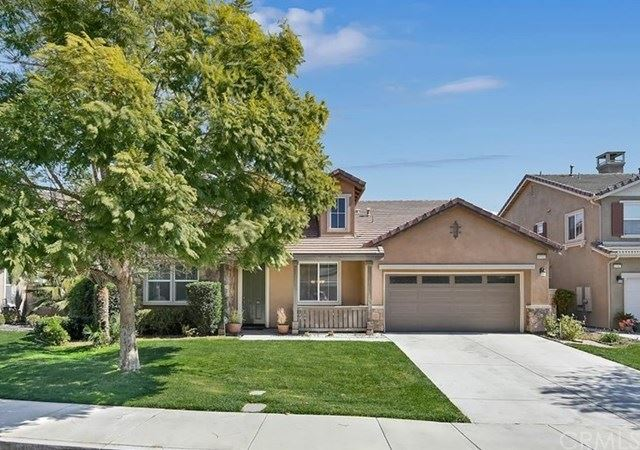 Photo for 6732 Ground Ivy Court, Eastvale, CA 92880 (MLS # IG21036992)