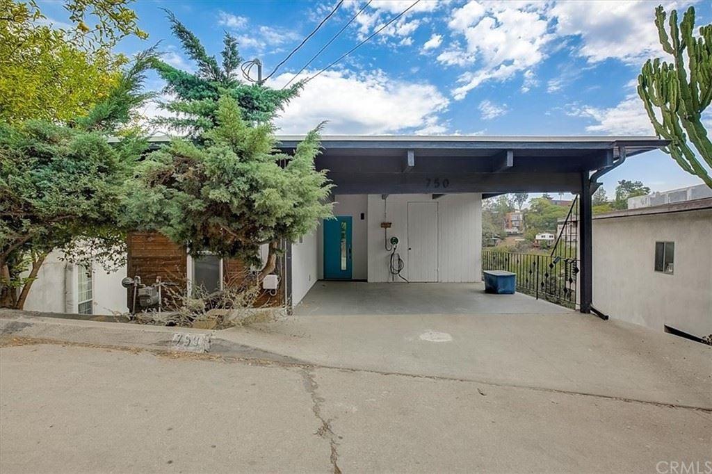750 Quail Drive, Los Angeles, CA 90065 - MLS#: PF21148992