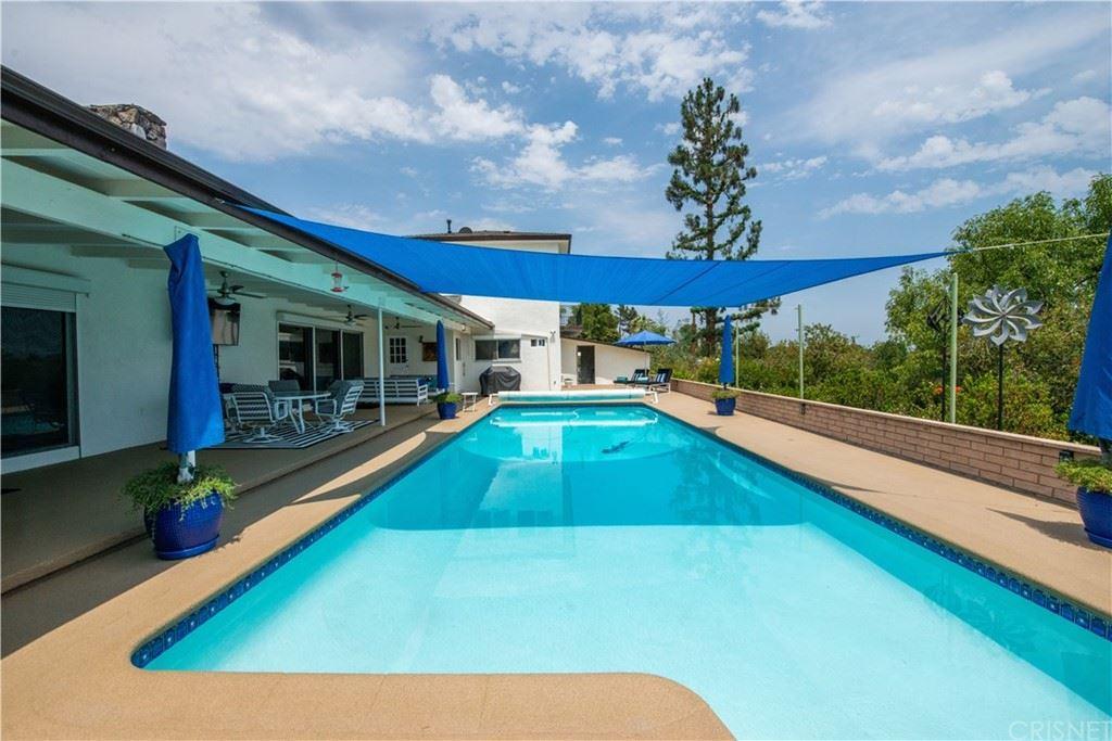 12218 Sarazen Place, Granada Hills, CA 91344 - #: SR21153992
