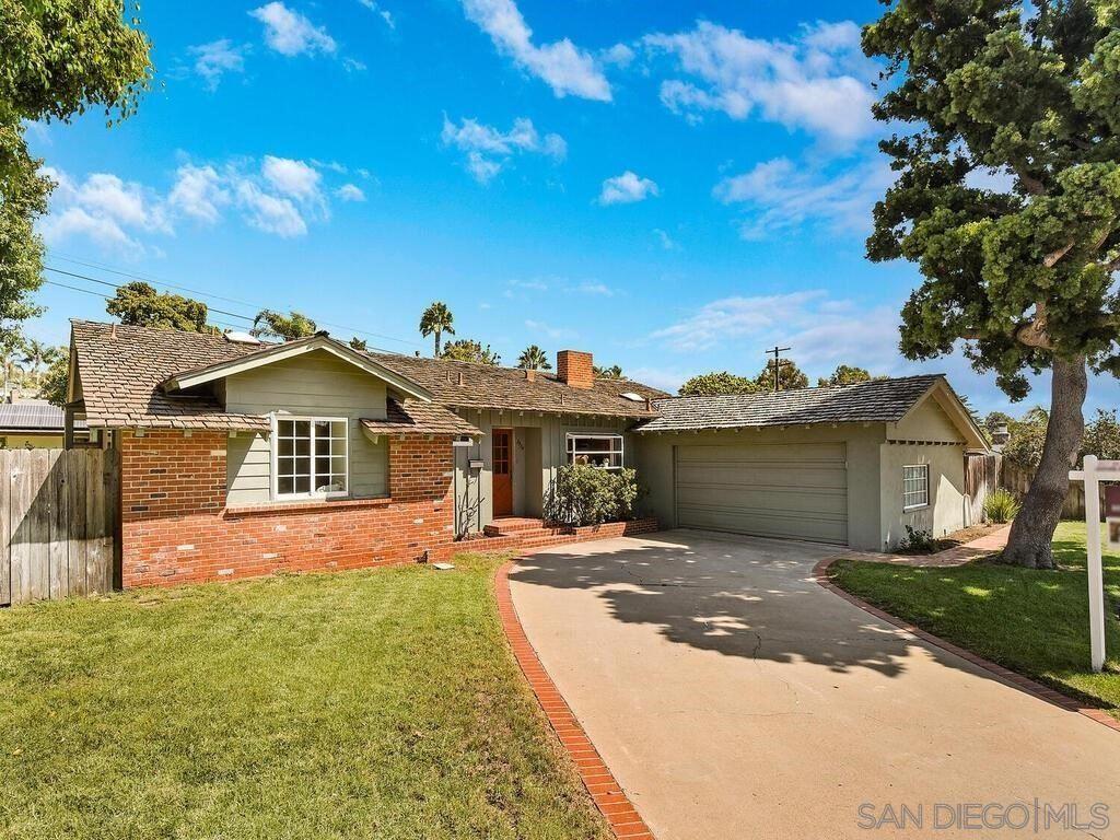 3834 Del Mar Ave, San Diego, CA 92106 - MLS#: 210025993
