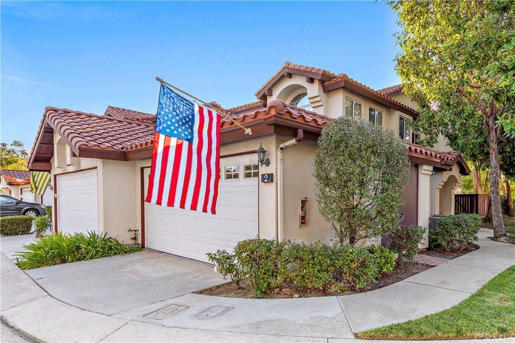 2 Via Entrada, Rancho Santa Margarita, CA 92688 - MLS#: OC21227993