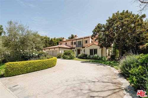 Photo of 1252 Corsica Drive, Pacific Palisades, CA 90272 (MLS # 21719994)
