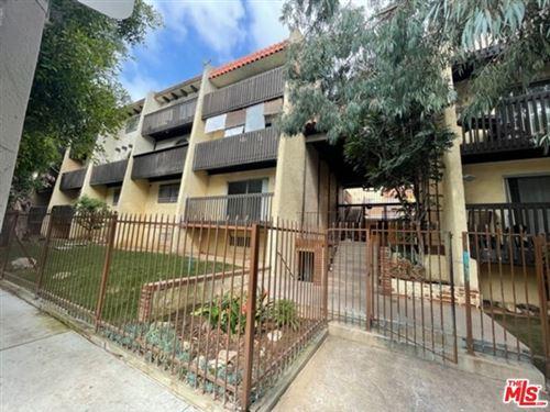Photo of 730 N Eucalyptus Avenue #27, Inglewood, CA 90302 (MLS # 21722994)