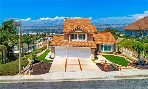 Photo of 5421 E Big Sky Lane, Anaheim Hills, CA 92807 (MLS # OC21167994)