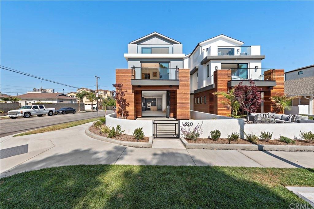 620 huntington st, Huntington Beach, CA 92648 - MLS#: OC21141994