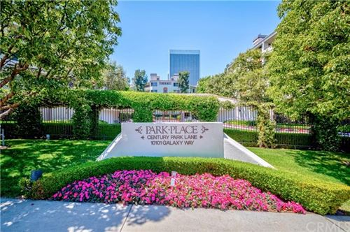 Photo of 2112 Century Park Lane #218, Westwood - Century City, CA 90067 (MLS # PW21113995)