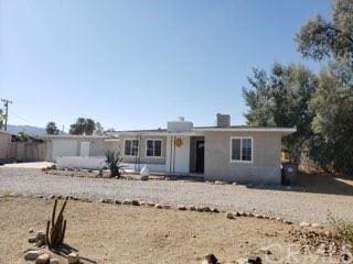 74397 Cottonwood Drive, Twentynine Palms, CA 92277 - MLS#: JT21208995