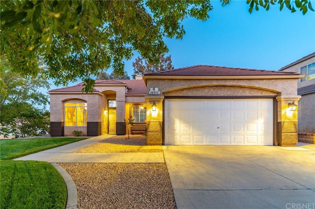 38910 Elder Creek Court, Palmdale, CA 93551 - MLS#: SR21210995