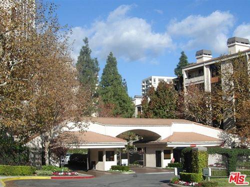 Photo of 2132 Century Park Lane #211, Los Angeles, CA 90067 (MLS # 21693996)