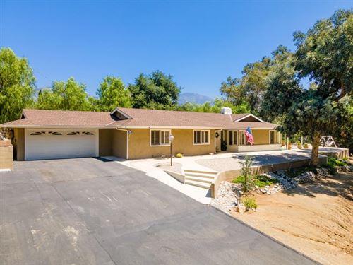 Photo of 4730 Live Oak Canyon Road, La Verne, CA 91750 (MLS # 220007996)