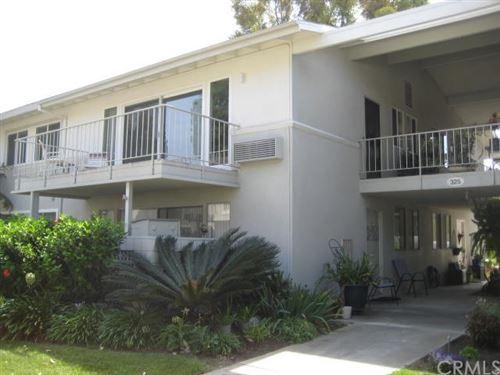 Photo of 325 Ave Carmel #N, Laguna Woods, CA 92637 (MLS # OC20193996)