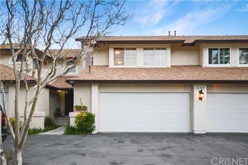 Photo of 22919 Banyan Place #262, Saugus, CA 91390 (MLS # SR20041996)