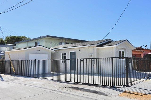 4119 Orange Avenue, San Diego, CA 92105 - #: NDP2101996