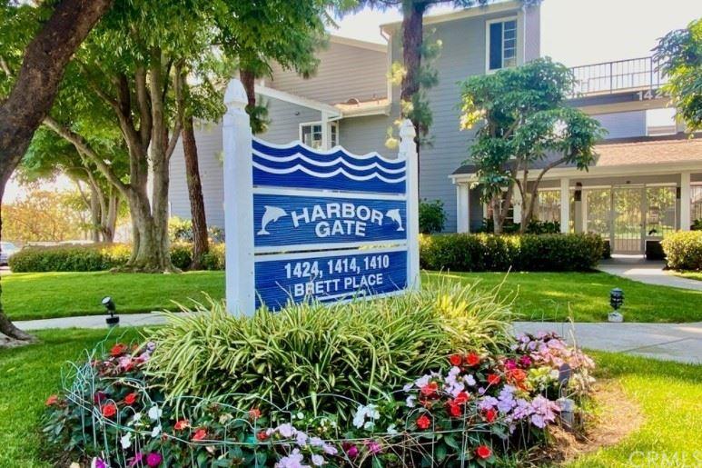 1424 Brett Place #149, San Pedro, CA 90732 - MLS#: OC21210996