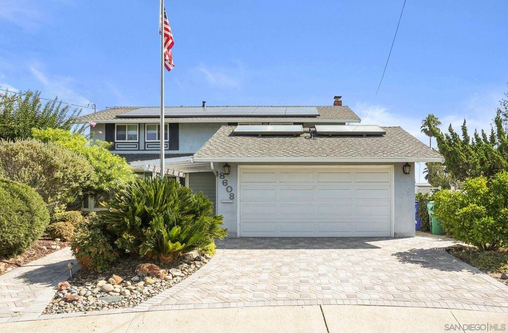8608 Maury Ct, San Diego, CA 92119 - MLS#: 210025997