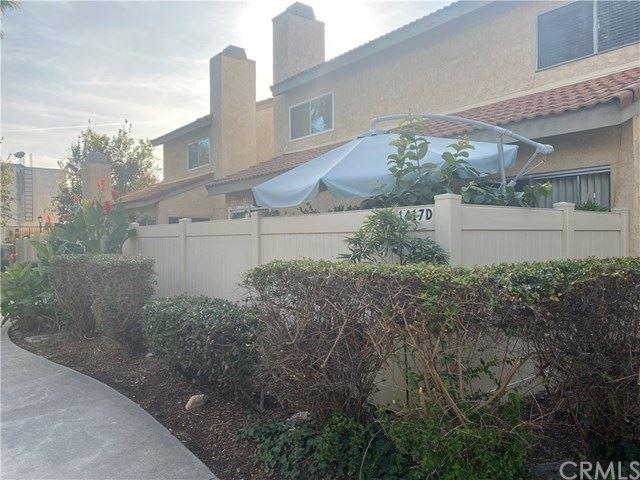 1417 W San Bernardino Road #D, Covina, CA 91722 - MLS#: CV21003997
