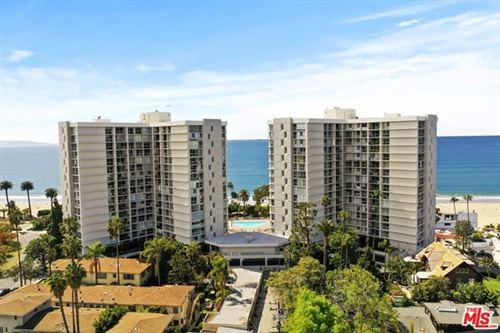 Photo of 201 OCEAN Avenue #1005P, Santa Monica, CA 90402 (MLS # 20582998)
