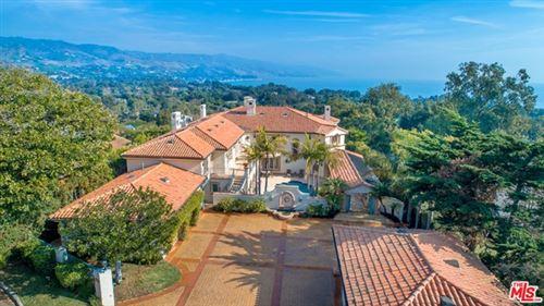Photo of 7052 DUME Drive, Malibu, CA 90265 (MLS # 20591998)