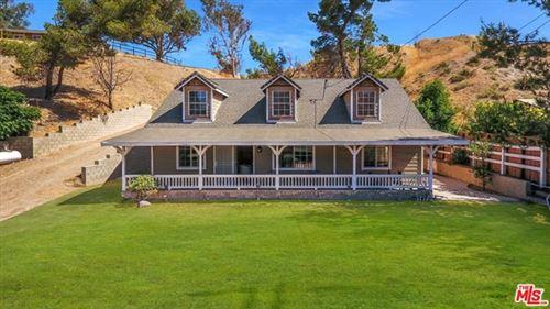 Photo of 16003 Baker Canyon Road, Santa Clarita, CA 91390 (MLS # 20598998)