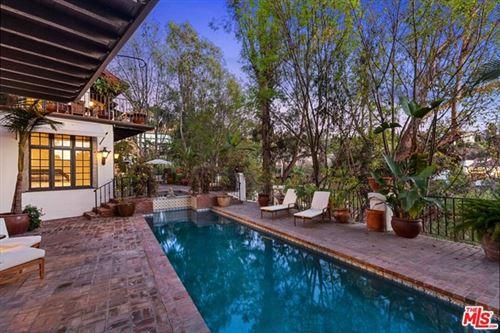 Photo of 2729 Nichols Canyon Road, Los Angeles, CA 90046 (MLS # 21690998)