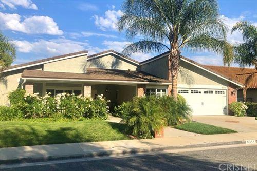 Photo of 6344 Kerryhill Court, Agoura Hills, CA 91301 (MLS # SR21135998)