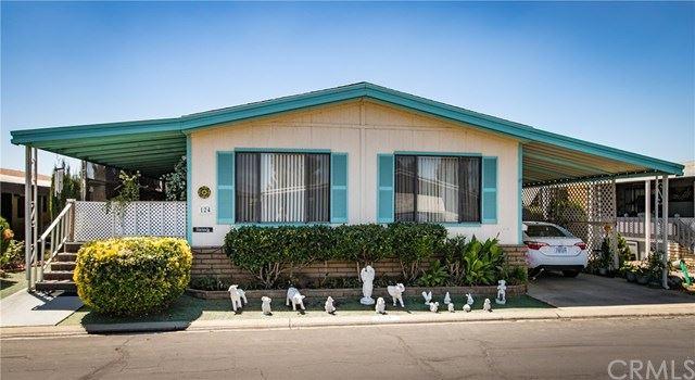 1300 W Menlo Avenue #124, Hemet, CA 92543 - MLS#: EV20144998