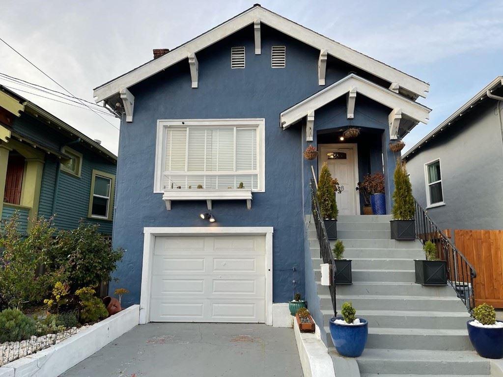 938 Apgar Street, Oakland, CA 94608 - MLS#: ML81856998