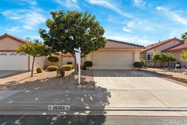 26083 Goldenwood Street, Sun City, CA 92586 - MLS#: PW21001998