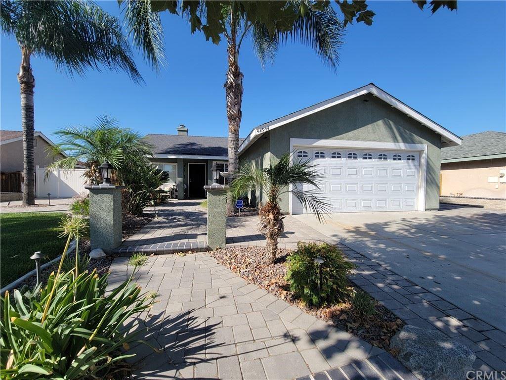 42944 Berkley Avenue, Hemet, CA 92544 - MLS#: SW21201998