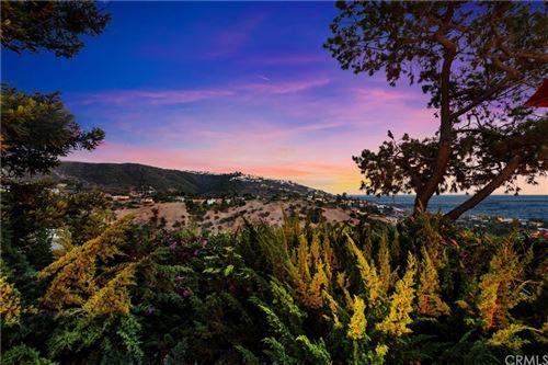 Tiny photo for 1864 Upper Rim Rock Road, Laguna Beach, CA 92651 (MLS # OC21179999)