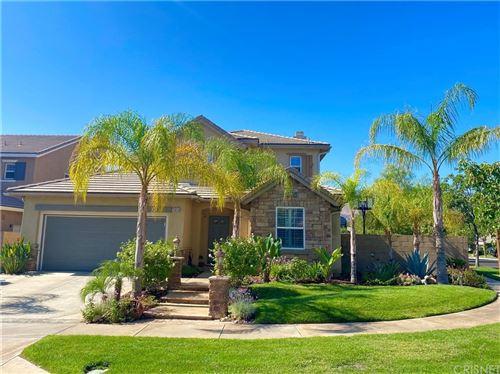 Photo of 25054 Oliver Way, Stevenson Ranch, CA 91381 (MLS # SR21194999)