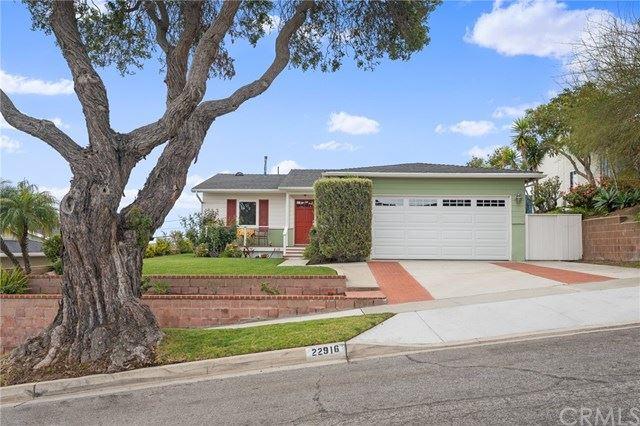 22916 Carlow Road, Torrance, CA 90505 - MLS#: SB21075999