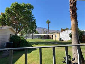 Photo of 36 Calle De Los Vientos, Palm Springs, CA 92264 (MLS # 219032329DA)