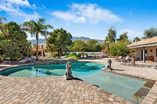 Photo of 2875 E Baristo Road, Palm Springs, CA 92262 (MLS # 219053069DA)
