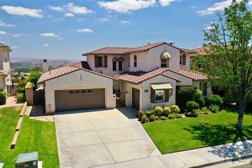 Photo of 26940 Granite Ridge Court, Valencia, CA 91381 (MLS # 219063689DA)