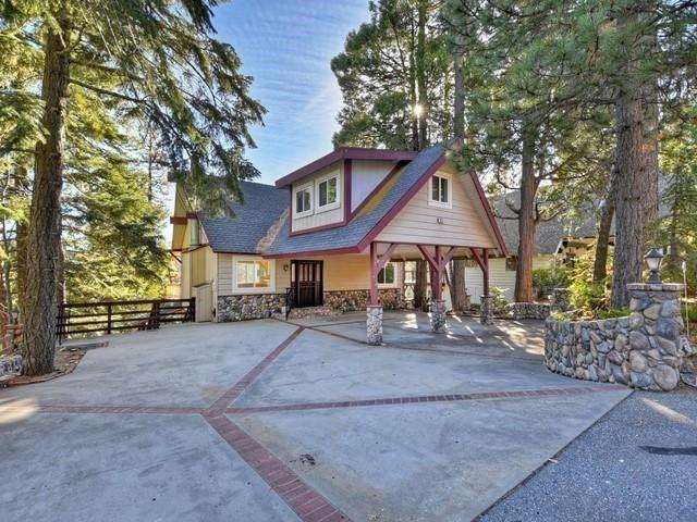 337 Annandale Drive, Lake Arrowhead, CA 92352 - MLS#: 219054779DA