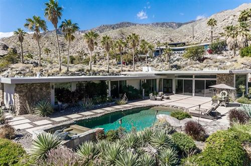 Photo of 2481 Cahuilla Hills Drive, Palm Springs, CA 92264 (MLS # 219041049PS)