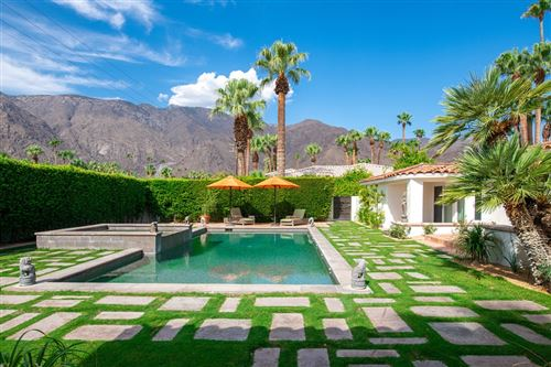 Photo of 256 W Via Lola, Palm Springs, CA 92262 (MLS # 219066969PS)