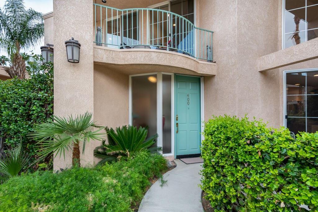 1555 N Chaparral Road #400, Palm Springs, CA 92262 - MLS#: 219067629PS