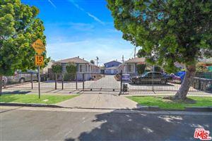 Photo of 6606 BRYNHURST Avenue, Los Angeles , CA 90043 (MLS # 19437000)