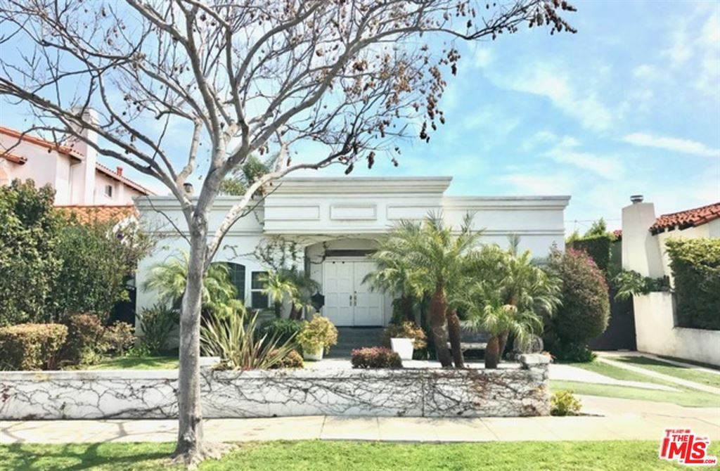 Photo for 304 South SWALL Drive, Beverly Hills, CA 90211 (MLS # 18395000)