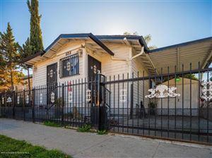 Photo of 6018 PIEDMONT Avenue, Highland Park, CA 90042 (MLS # 818001001)