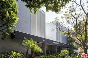 Photo of 848 North KINGS Road #209, West Hollywood, CA 90069 (MLS # 18323002)