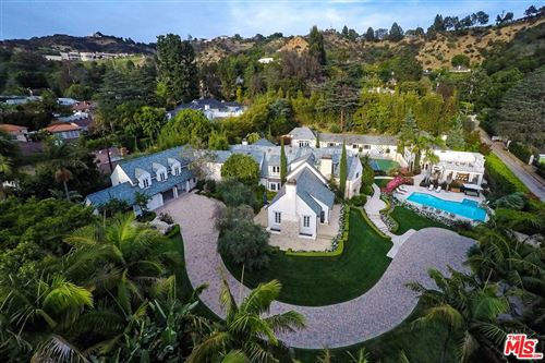 Photo of 9555 HEATHER Road, Beverly Hills, CA 90210 (MLS # 19526002)