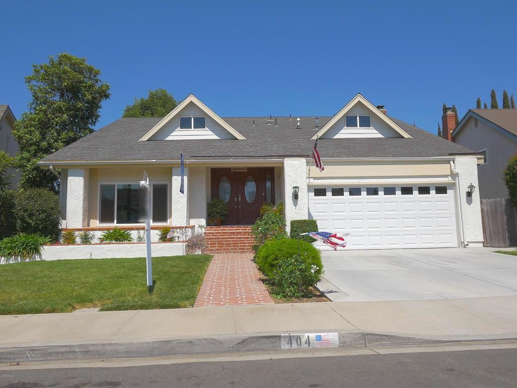 Photo for 404 MANZANITA Street, Camarillo, CA 93012 (MLS # 218002002)