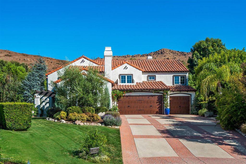5549 Partridge Court, Westlake Village, CA 91362 - #: 219012002